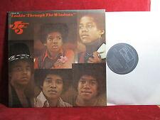 The Jackson 5  LOOKIN' THROUGH THE WINDOWS  LP Tamla Motown 1C 062-93515 NM