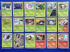 POKEMON TCG STEAM SIEGE COMPLETE MASTER x209 CARD SET ALL EX FULL ART SECRET REV