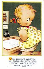 POSTCARD  COMIC   BAMFORTH  TEMPEST  KIDDY    Series  No  K 76