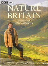 NATURE OF BRITAIN - Complete Series. Alan Titchmarsh. BBCTV (3xDVD BOX SET 2007)