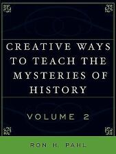 CREATIVE WAYS TO TEACH THE MYSTERIES OF - NEW PRE-LOADED AUDIO PLAYER BOOK