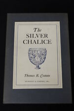 THE SILVER CHALICE by Thomas B. Costain SIGNED & Numbered Ltd FIRST EDITION 1952