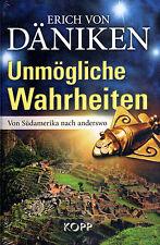 UNMÖGLICHE WAHRHEITEN - Erich von Däniken - Buch Nr. 44 - KOPP VERLAG NEU