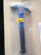 Stanley , Draper , RS 20oz Curved Steel Claw Hammer