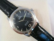 RARE VINTAGE OMEGA SEAMASTER CALENDER DATE AUTOMATIC BUMPER CAL.355 SWISS WATCH