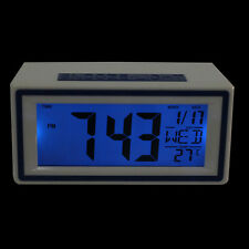 Mode Creative intelligente Horloge LED Snooze Alarme Calendrier Température BU
