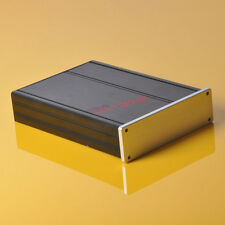 DAC Headphone Amplifier Pre-amp Enclosure Full Aluminium Chassis Case Audio DIY