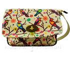 ♥LONDON*Vintage BIRD Shopper Tasche Vogel*Rockabilly Emo creme NEU