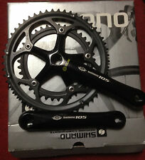 Guarnitura Shimano 105 FC-5502 octalink 172.5  53-39 road bike crankset