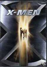 X-MEN~MARVEL'S SUPERHERO GROUP~INCLUDES 10 MINUTES' UNSEEN FOOTAGE~BRAND-NEW DVD