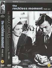 The Reckless Moment (1949, Max Ophüls) DVD NEW