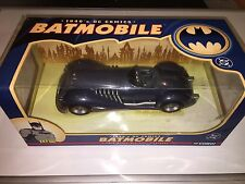 Pristine Mint BATMAN Corgi Classics 1940s Batmobile DC Comics 1:18 Scale BNIB**