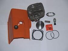 Mise à niveau-set: hotte, dekoventill et cylindre-Jeu pour stihl ms260/026 - 44mm