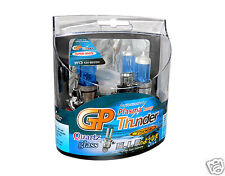 GP Thunder 7500K H13 9008 + H10 9145 Xenon White Light Bulbs for Headlamp Fog