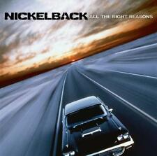 NICKELBACK - All The Right Reasons (CD 2005) USA Import EXC