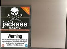 JACKASS THE MOVIE SPECIAL COLLECTORS EDITION DVD