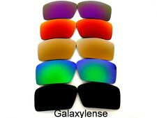 Galaxy Replacement Lenses For Oakley Eyepatch 1&2 Black&Green&Gold&Red&Purple5PS