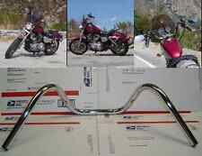 Sportster Interstate Handlebars 82-Up Comfortable Cruising No New Cables HB-HD10