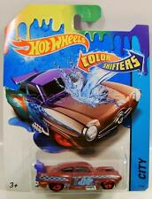 JADED HOT WHEELS HW COLOR SHIFTERS DIECAST 2014