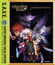 AQUARION EVOL: SEASON TWO -...-AQUARION EVOL: SEASON TWO - S.A.V.E.  Blu-Ray NEW