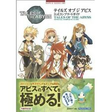 Tales of the Abyss Official Complete Guide (NAMCO Book (09)) / PS2