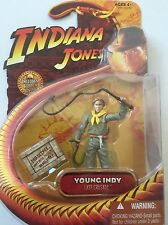"Indiana Jones Action Figure of YOUNG INDIANA JONES The Last Crusade 3.75"" Tall"
