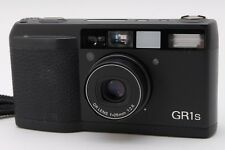 【AB Exc+】 RICOH GR1s 35mm Point & Shoot Film Camera 28mm f/2.8 From JAPAN #2681