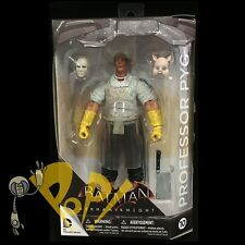 Batman ARKHAM KNIGHT Ser 3 PROFESSOR PYG Action FIgure DC Comics Entertainment!