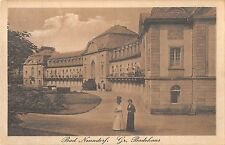 BG34425 bad nenndorf gr badehaus    germany