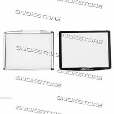 WINDOW DISPLAY OUTER GLASS FOR NIKON D80 DSLR ACRYLIC VETRINO RICAMBI
