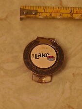 Vintage The Lake Golf Club Course Hat Clip