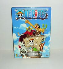 COFFRET 3 DVD VIDEO ONE PIECE WATER SEVEN VOL 3 EPISODES 253 A 264