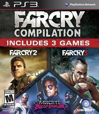 Far Cry Compilation - Playstation 3 Game