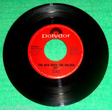 "PHILIPPINES:LULU - The Man With The Golden Gun,7"" 45 RPM,rare"
