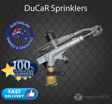 DuCaR Atom 35 Metal - Part Circle Impact Sprinkler Medium - High Pressure