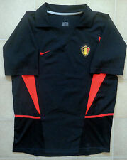 Authentic Nike Belgium 02-04 Away Jersey. Mens M, Excellent Condition.