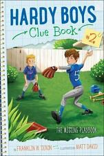 The Missing Playbook (Hardy Boys Clue Book #2)