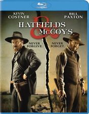 HATFIELDS & MCCOYS New Blu-ray Kevin Costner Bill Paxton