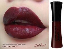 City Color Cosmetics Creamy Lips - CHOCOLATE MERLOT