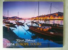 2014 Rick Steeves EUROPE TOURS NEW