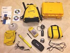 2003 Trimble Geo XT Explorer TerraSync ArcGIS Cradle Cases Backpack Hurricane L1