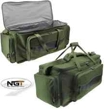 NGT XXL Monster Green Carp Fishing Insulated Tackle Barrow Bag Carryall 709L
