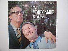 Morecambe and Wise It's Morecambe & Wise 1971 UK BBC Mono vinyl LP