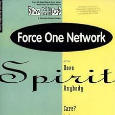 Force One Network ‎– Spirit (Does Anybody Care) Boyz N The Hood Soundtrack 1991