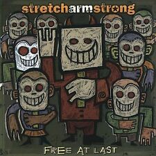 Free at Last by Stretch Armstrong (CD, Sep-2005, We Put Out Records)