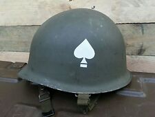 World War 2 US 101st Airborne Helmet (Band of Brothers/Saving Private Ryan).