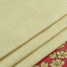 French General Favourites Oyster Fabric / Moda solid sand tan linen quilting