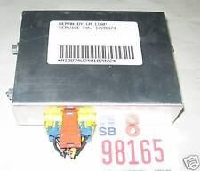 CADILLAC 89-92 DEVILLE Air Bag Control Module 1228874 1989 1990 1991 1992