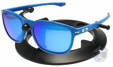Oakley Enduro Sunglasses OO9223-23 | Fingerprint Sky Blue | Sapphire Iridium |