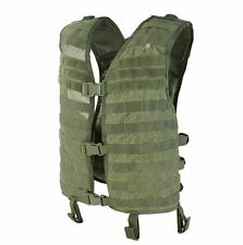 CONDOR MOLLE Modular Tactical Nylon Mesh Hydration Vest MHV  OLIVE DRAB OD Green